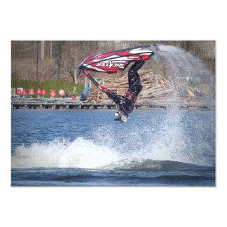 Jet Ski - Invitation