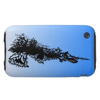 Jet ski on wave tough iPhone 3 case