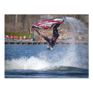 Jet Ski - Postcard