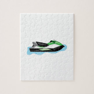 Jet Ski Puzzles