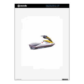 JET SKI SKINS FOR iPad 2