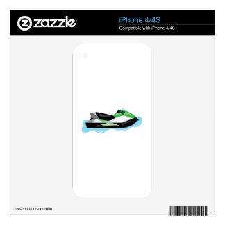 Jet Ski Skin For The iPhone 4S