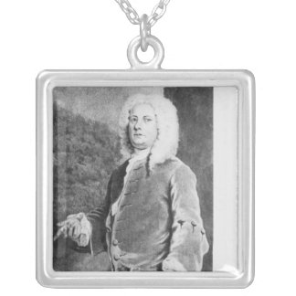 Jethro Tull Silver Plated Necklace
