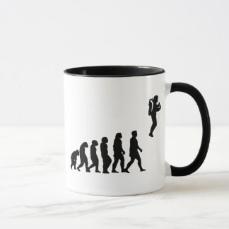 Jetpack Coffee Mug Cup