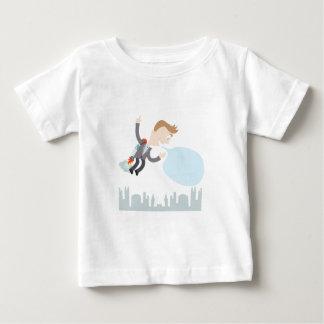 Jetpack_Guy_Base T Shirts