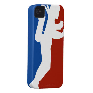 Jetpack league logo iPhone 4 Case-Mate case