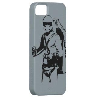 Jetpack Pilot iphone 5 case