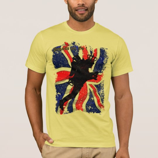 JETPACKS ARE GO UK T-Shirt