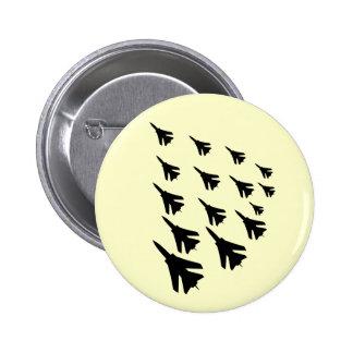 Jets Pinback Button