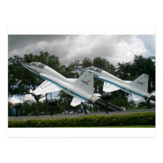 Jets de la NASA Postal