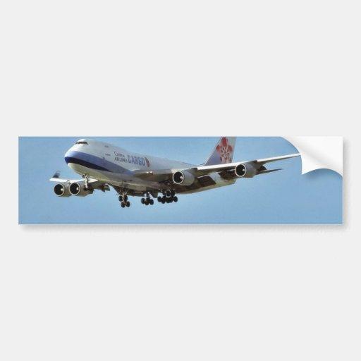 Jets de los aeroplanos pegatina para auto