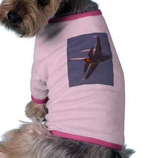 Jets Fighters Planes Pet Clothes