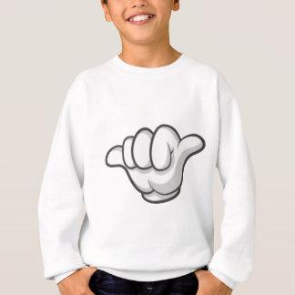 Jets Jet Life  Hands Sweatshirt