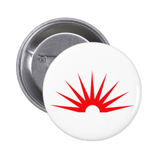 Jets semi-circle rays semicircle pin