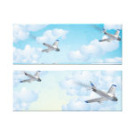 Jets Stretched Canvas Print