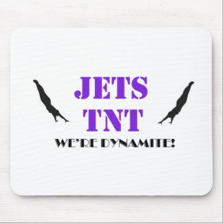 Jets TNT Dynamite Mouse Pad