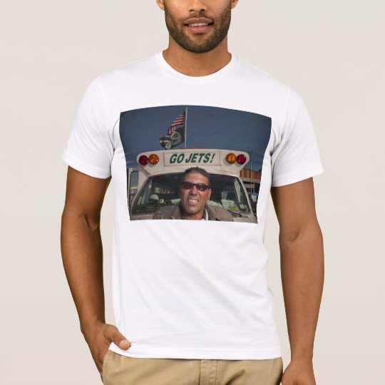 Jets vs Patriots Tail Gate Party T-Shirt