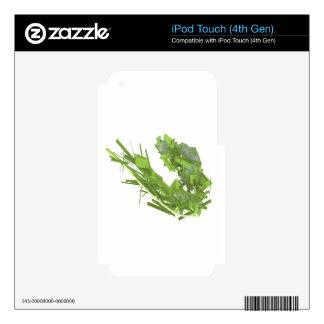 Jetsam 238 iPod touch 4G decals