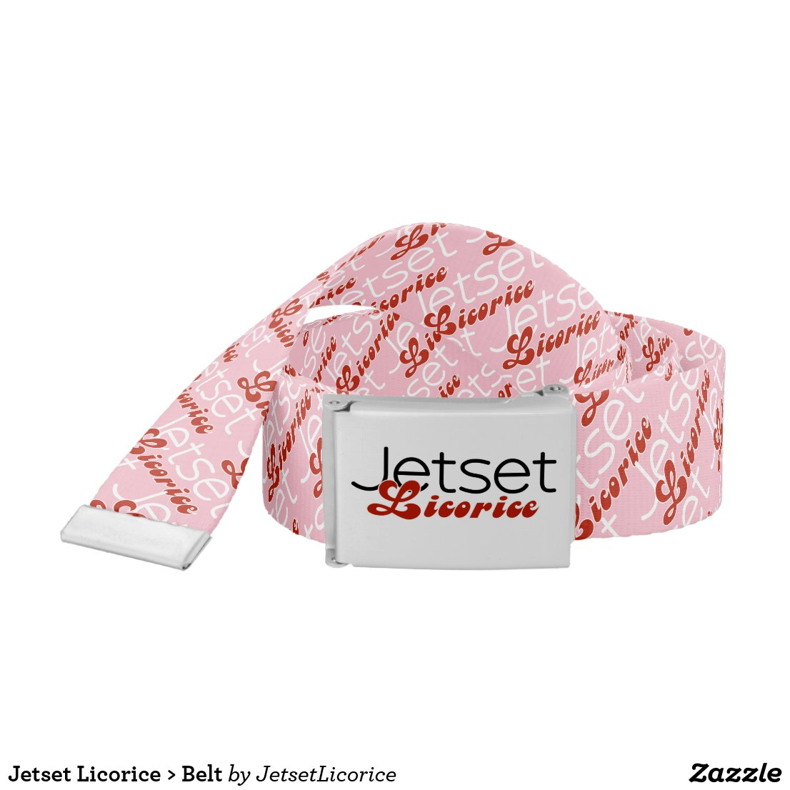 Jetset Licorice > Belt