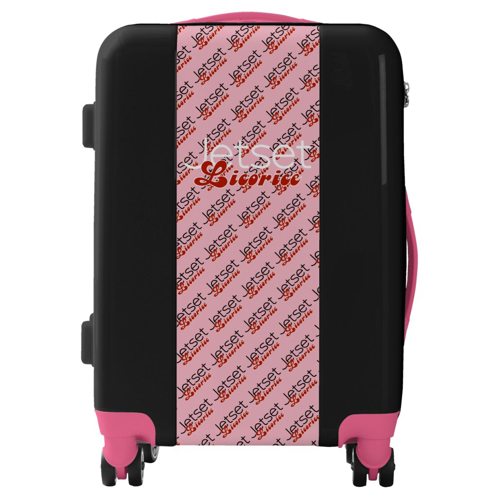 Jetset Licorice > Luggage - Carry On