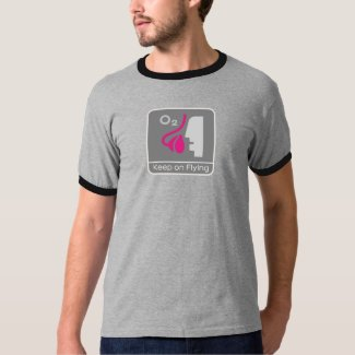 Jetset Licorice > Men's T-Shirt - Airline Sign