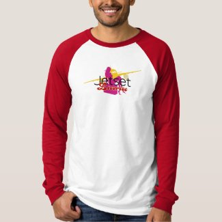 Jetset Licorice > Men's T-Shirt - Pinup Airline