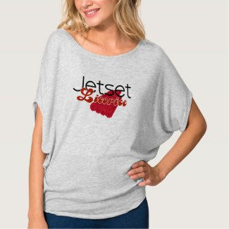 Jetset Licorice > Women's Circle Top