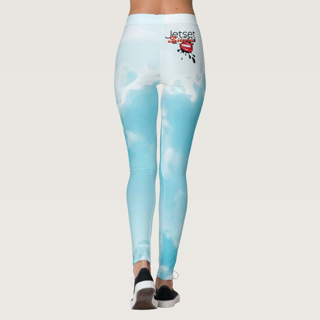 Jetset Licorice > Women's Leggings