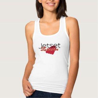 Jetset Licorice > Women's Tank Top