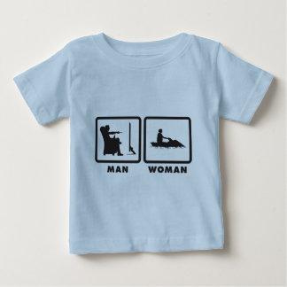 Jetskiing Baby T-Shirt