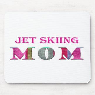 JetSkiingMom Mousepad
