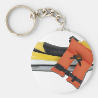 JetSkiLifeVest082612.png Basic Round Button Keychain