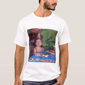 'jett' Album Cover - The Insurrectionists T-Shirt