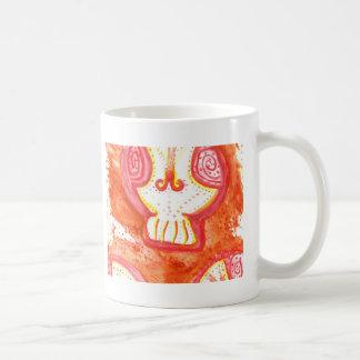 Jette Rockit! - SugarSkull Coffee Mug