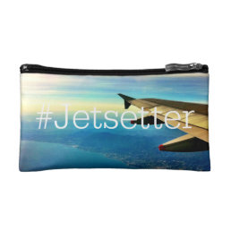 Jettsetter Costa del Sol Cosmetic Bag