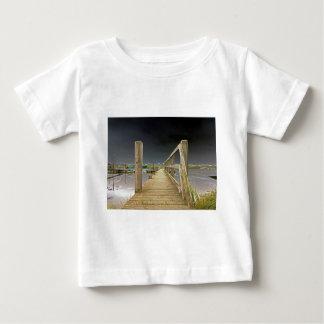 Jetty at Walberswick Baby T-Shirt