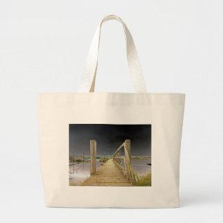 Jetty at Walberswick Tote Bag