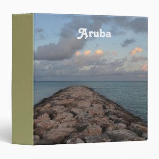 Jetty in Aruba Binders