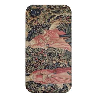 Jeu de Marelle et Cueillette de Fruits' iPhone 4/4S Covers