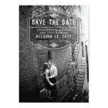 Jeune Amour by Origami Prints Save the Date 5x7 Paper Invitation Card