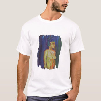 Jeunne Fille en Chemise T-Shirt