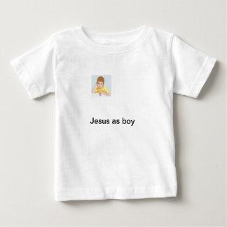 Jeus as a boy baby T-Shirt