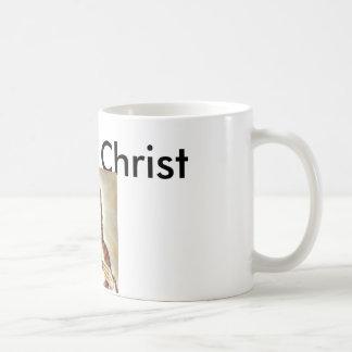 jeus, Jesus Christ Classic White Coffee Mug