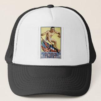 Jeux- Inter-allies Trucker Hat