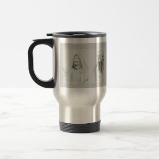 Jew and Jewess by James Tissot 15 Oz Stainless Steel Travel Mug