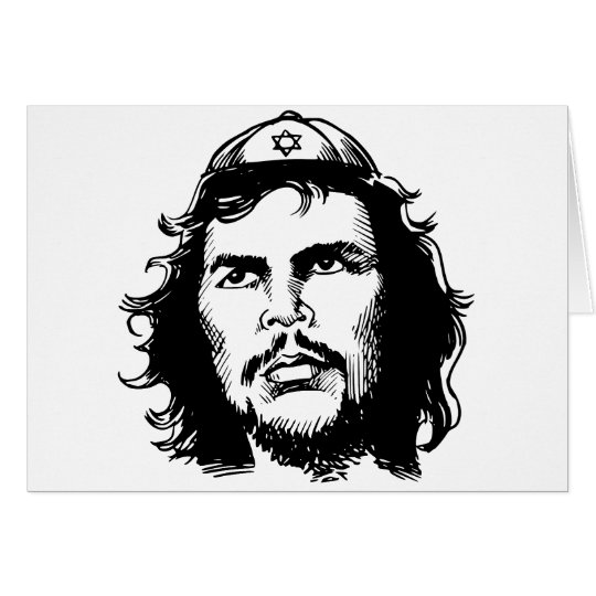 Jew Guevara Card