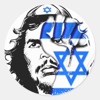 Jew Guevara Classic Round Sticker