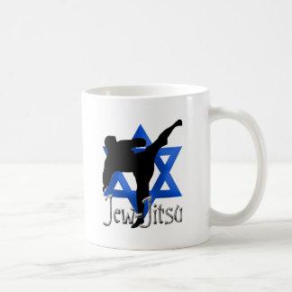Jew Jitsu Coffee Mug