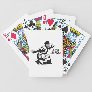 Jew Jitsu Deck of Cards | Jewish Bar Mitzvah Gifts