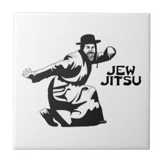 Jew Jitsu Tile